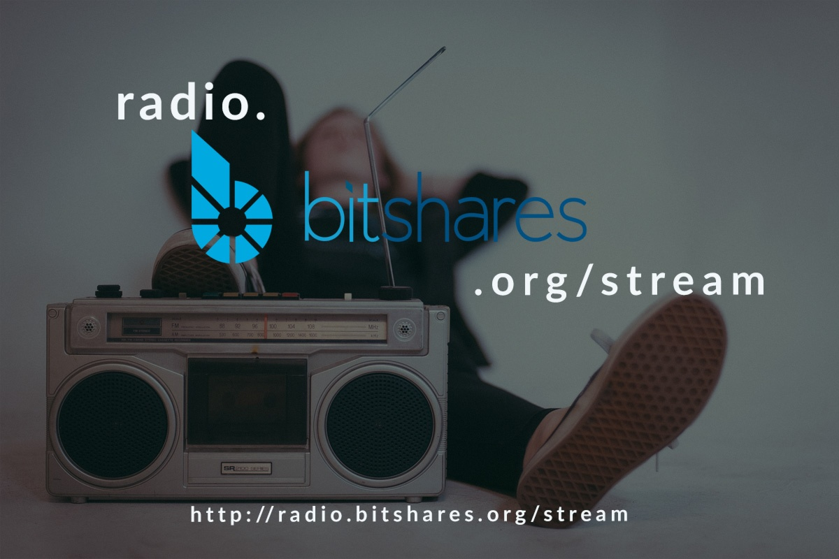 BitShares Radio Announcement