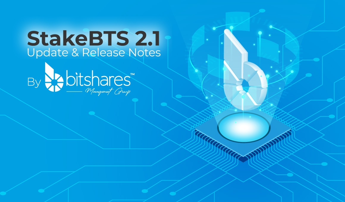 StakeBTS 2.1 title image
